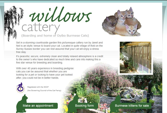 Willows Cattery