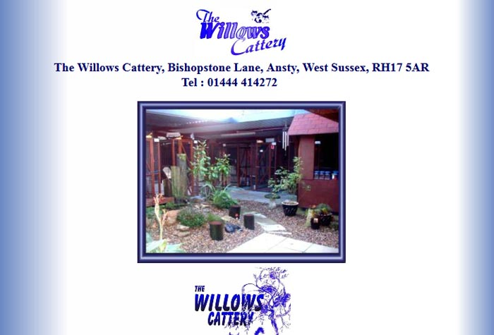 The Willows Cattery