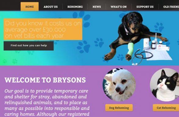 Brysons Animal Shelter - Gateshead