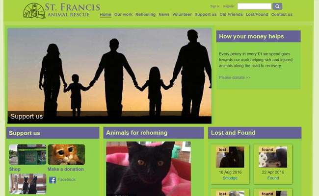 St. Francis Animal Rescue - South Shields