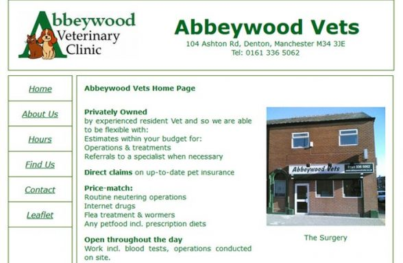 Abbeywood Vets