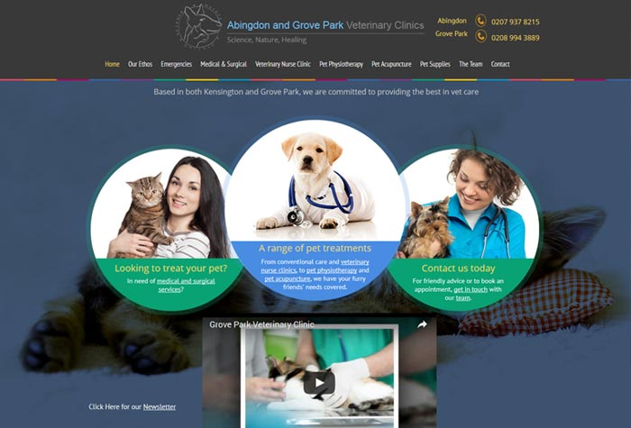 Abingdon Veterinary Clinic