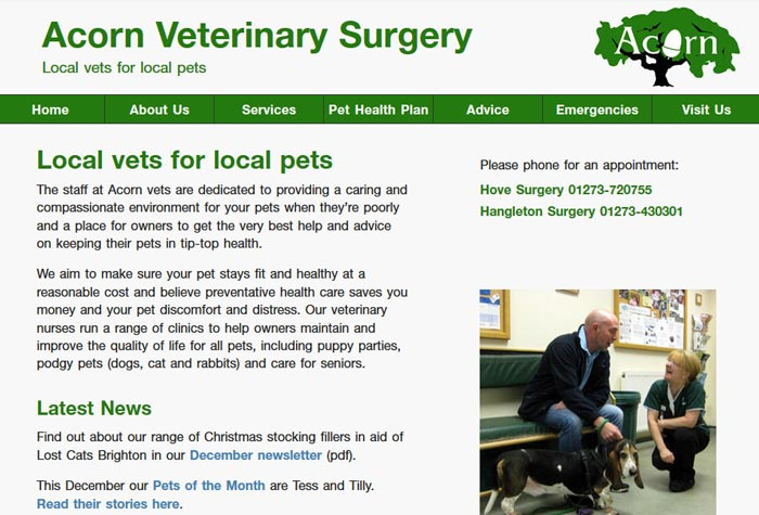 Acorn Veterinary Surgery