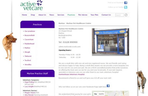 Tilehurst Veterinary Centre