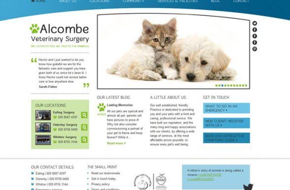 Alcombe Veterinary Clinic