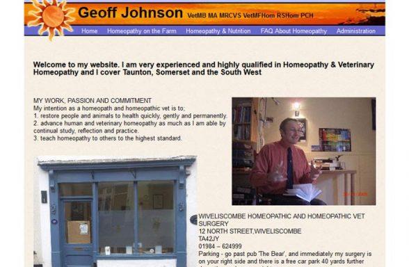 Alternative Veterinary Homeopathy