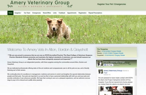 Amery Veterinary Group