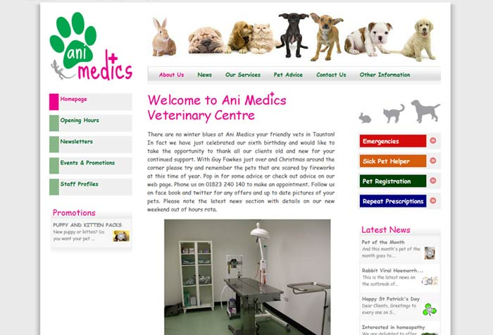 Ani Medics Veterinary Centre