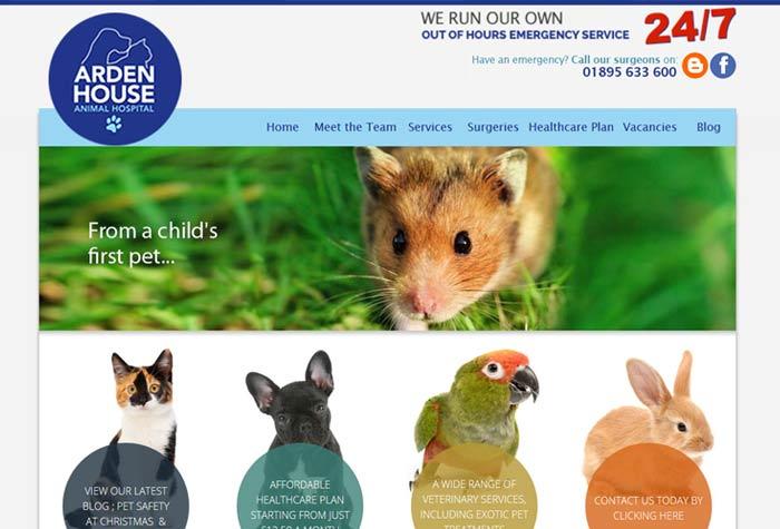 Arden House Animal Hospital