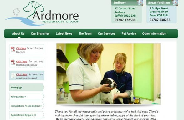 Ardmore Veterinary Group