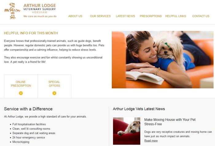 Arthur Lodge Veterinary Surgery