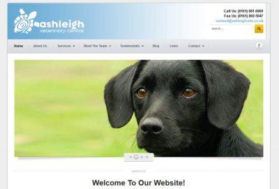 Ashleigh Veterinary Centre