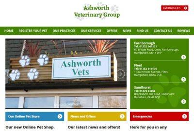 Ashworth Veterinary Group