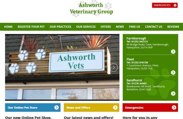 Ashworth Veterinary Group