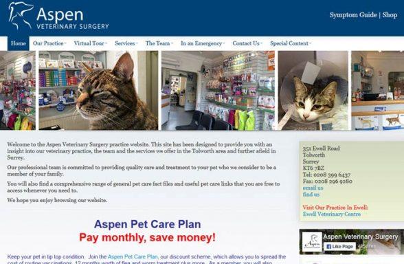 Aspen Veterinary Surgery
