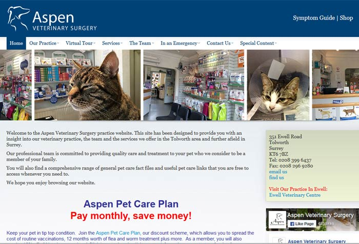 Aspen Veterinary Surgery