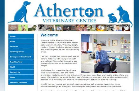 Atherton Veterinary Centre