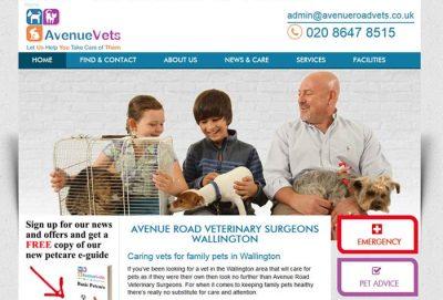 Avenue Road Veterinary Surgery
