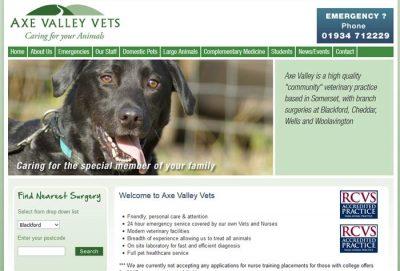 Axe Valley Veterinary Practice