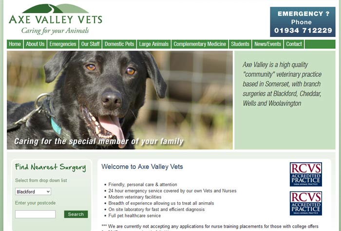 Axe Valley Veterinary Practice