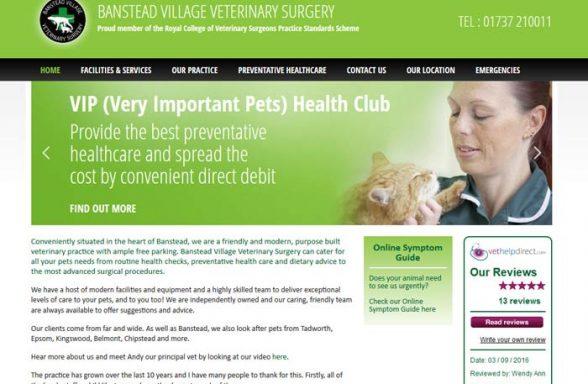 Banstead Village Veterinary Surgery