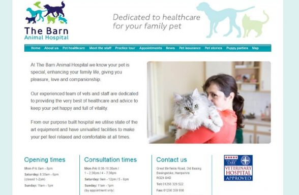 The Barn Animal Hospital