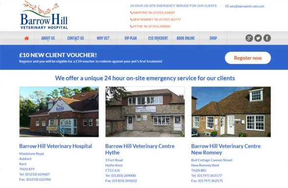 Barrow Hill Veterinary Centre