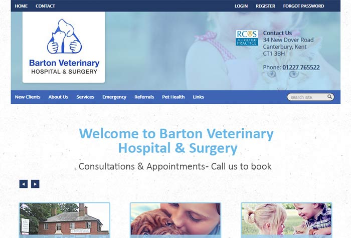Barton Veterinary Surgery