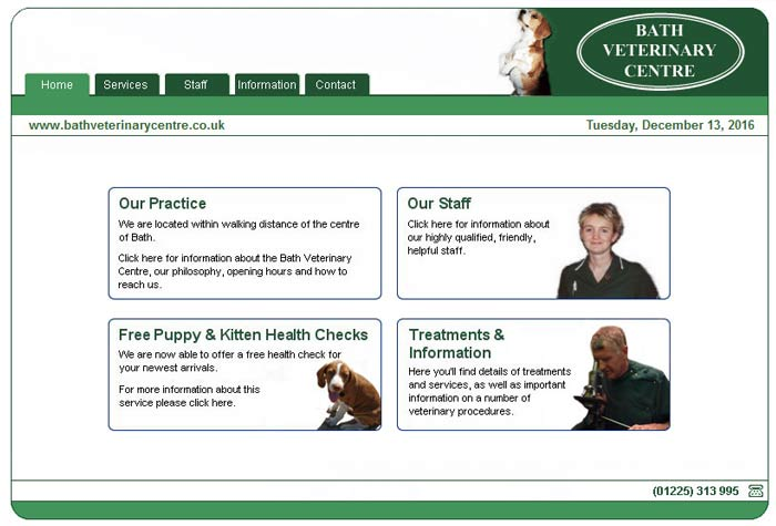 Bath Veterinary Centre