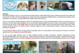 Beaconsfield Veterinary Clinic