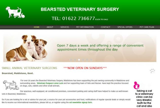 BearstedVeterinary Surgery