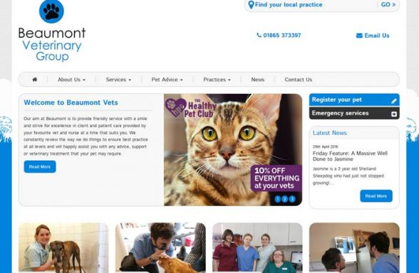 Beaumont Veterinary Clinic