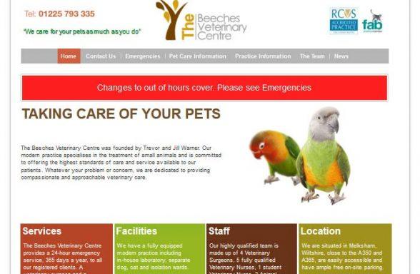 Beeches Veterinary Centre