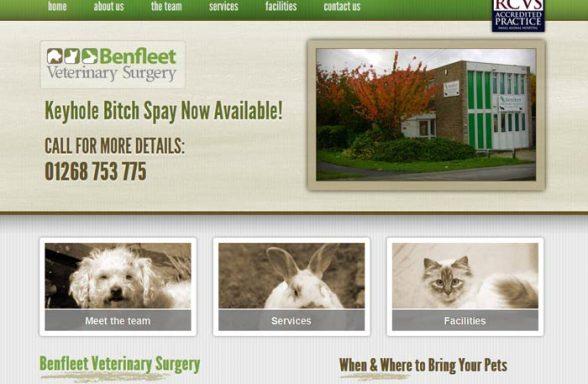 Benfleet Veterinary Surgery