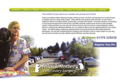 Black Notley Veterinary Surgery