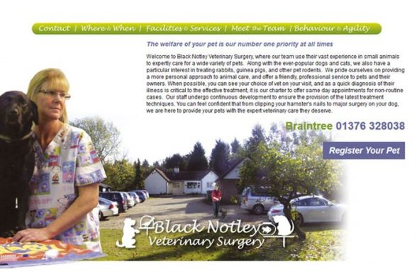 Black Notley Veterinary Surgery