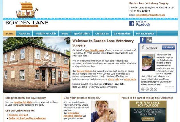 Borden Lane Veterinary Surgery