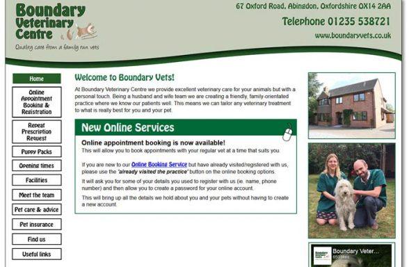Boundary Veterinary Centre