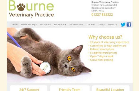 Bourne Veterinary Practice