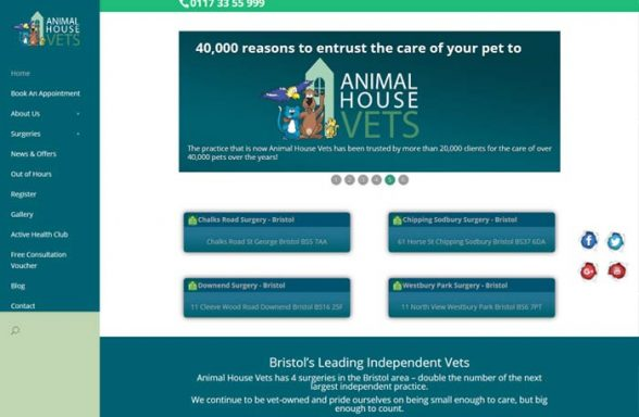 Animal House Vets
