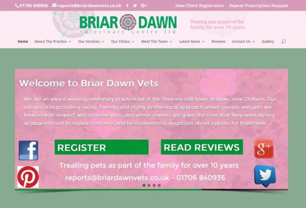 Briar Dawn Veterinary Centre