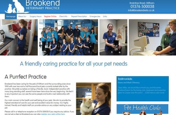 Brookend Veterinary Surgery