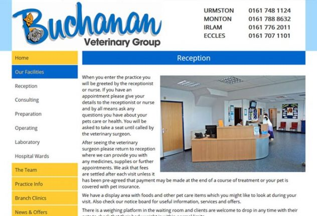 Buchanan Veterinary Group