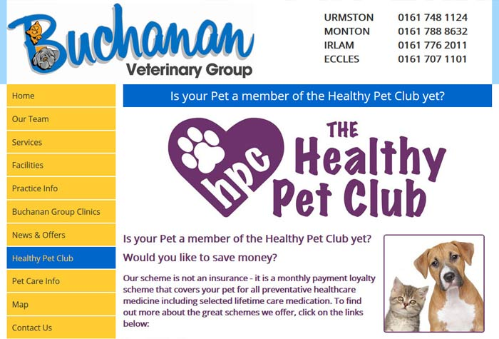 Buchanan Veterinary Group