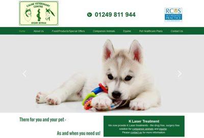 Calne Veterinary Centre