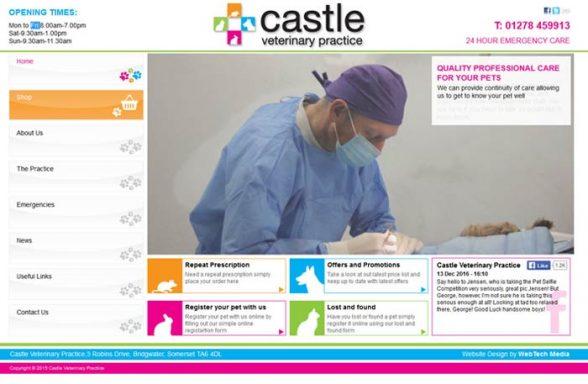 Castle Veterinary Practice