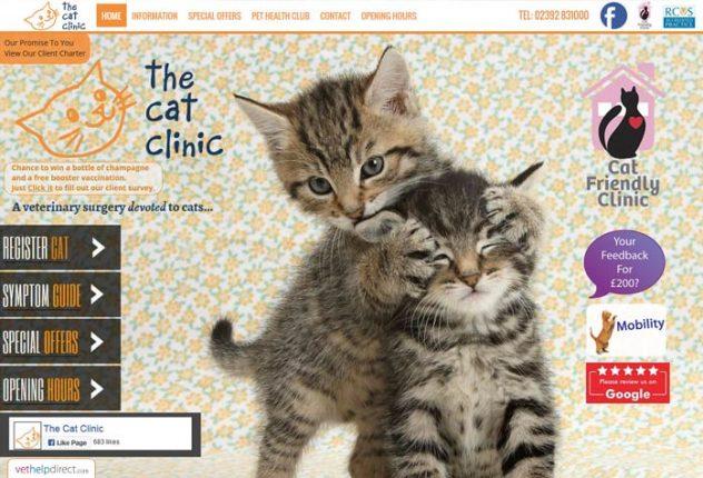 The Cat Clinic Ltd
