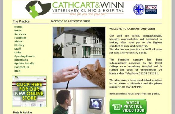 Cathcart and Winn Veterinary