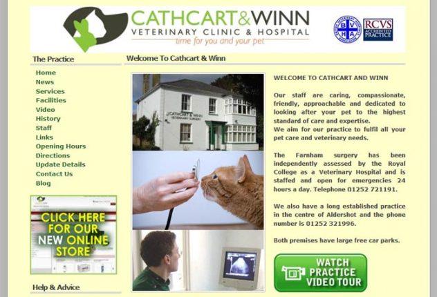 Cathcart and Winn Veterinary