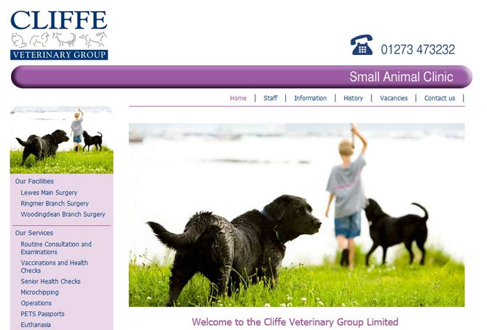 Cliffe Veterinary Group